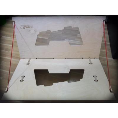 Bild 1 av Thomas till Heckmann Holzbau - Crashpad-Sofa ''Crofa'' - Crash pad