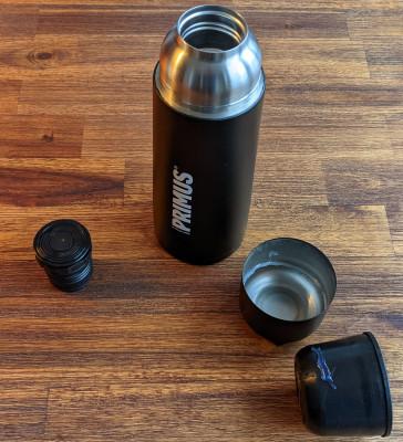 Bild 2 av Andreas till Primus - Vacuum Bottle - Isoleringskanna