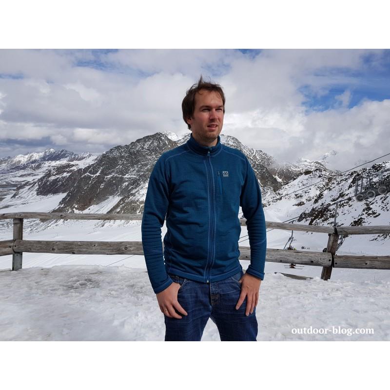 Bild 1 av Dennis till 66 North - Grettir Zipped Jacket - Fleecejacka