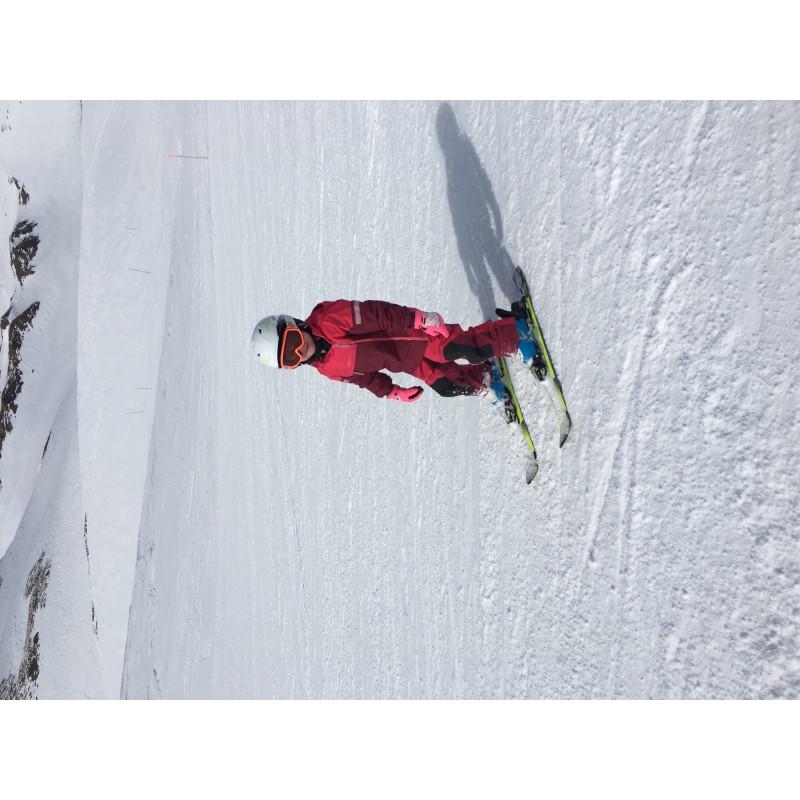 Bild 1 av Tamara till Bergans - Kid's Ruffen Insulated Jacket - Skidjacka