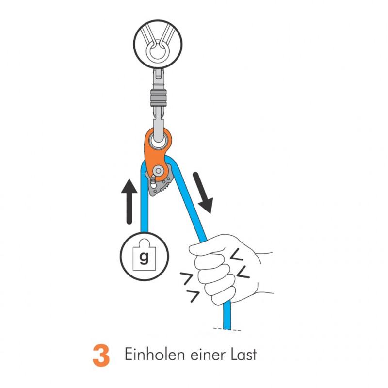 Bild 3 av Maximilian till Climbing Technology - Rollnlock - Reptrissa