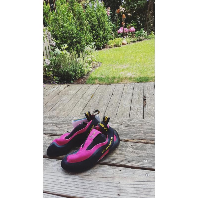 Bild 1 av Lea till La Sportiva - Women's Cobra - Klätterskor