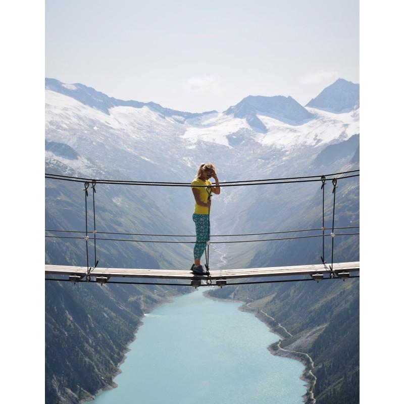 Bild 1 av Aleksandra till La Sportiva - Women's Solo Leggings - Klätterbyxa