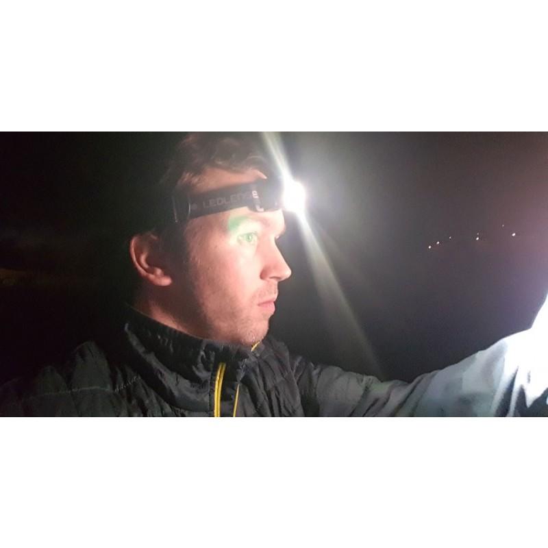 Bild 1 av Dennis till Ledlenser - MH10 Head Lamp Box - Pannlampa