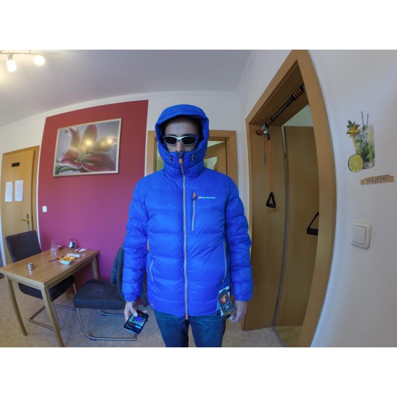 Bild 1 av Michael till Montane - Black Ice 2.0 Jacket - Dunjacka
