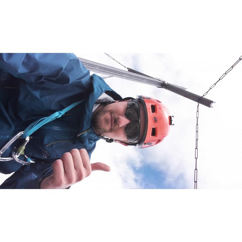 Bild 1 av Christopher till Mountain Equipment - Ogre Jacket - Regnjacka