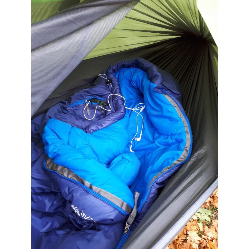 Bild 1 av Irmgard till Mountain Hardwear - Lamina Z Torch Sleeping Bag - Syntetsovsäck