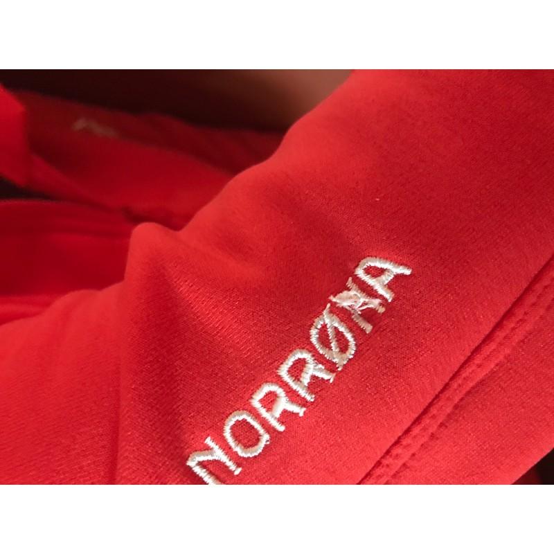 Bild 1 av Klaus till Norrøna - Women's Narvik Warm2 Stretch Zip Hood - Fleecejacka