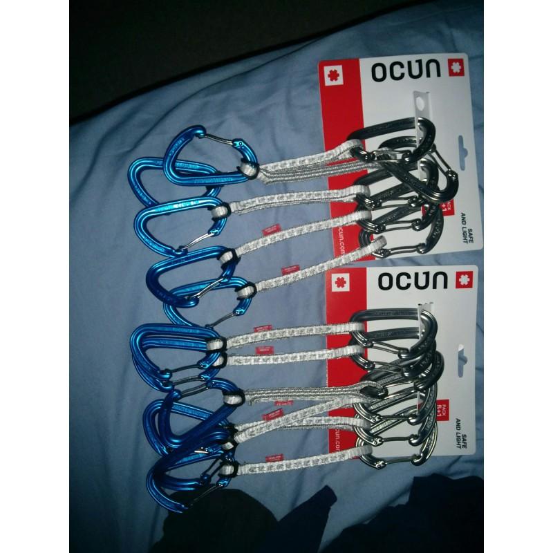 Bild 1 av Bjorn till Ocun - Kestrel QD DYN 8mm - Quickdraw