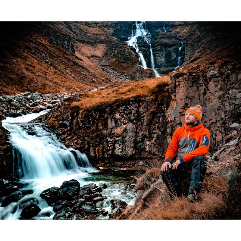 Bild 1 av Dennis till Ortovox - Fleece Loden Hoody - Yllejacka