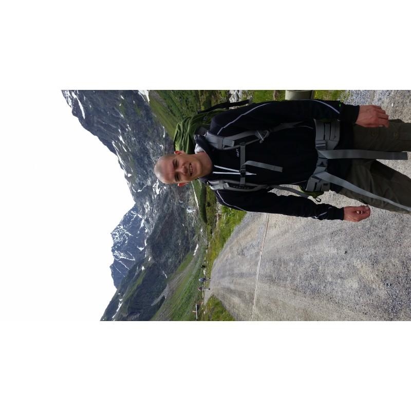 Bild 2 av Christian till Osprey - Aether 70 - Trekkingryggsäck