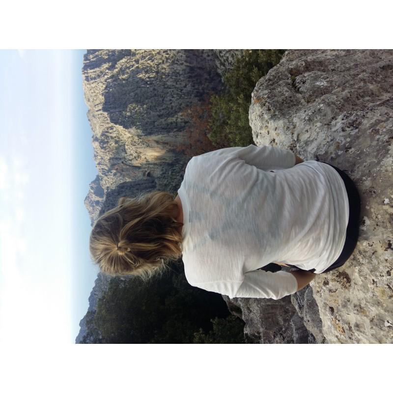 Bild 1 av Felicitas till Patagonia - Women's Mainstay 3/4 Sleeved Top - Longsleeve