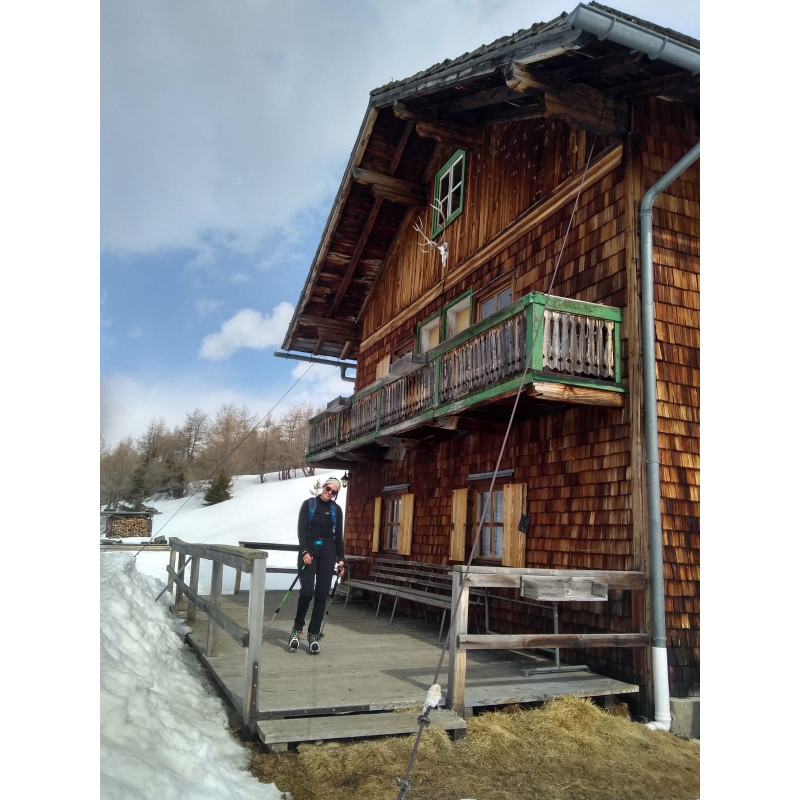 Bild 1 av Franziska till Salomon - Women's X Alp Mid Leather GTX - Alpinkängor