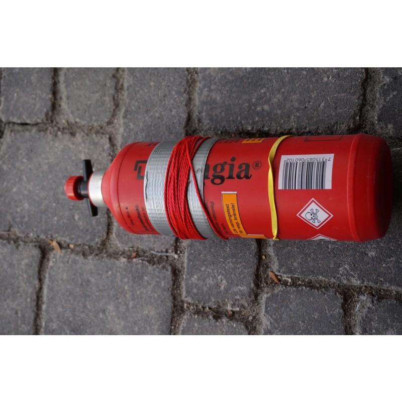 Bild 1 av Benjamin till Trangia - Flüssigbrennstoff -Sicherheitstankflasche - Bränsleflaska